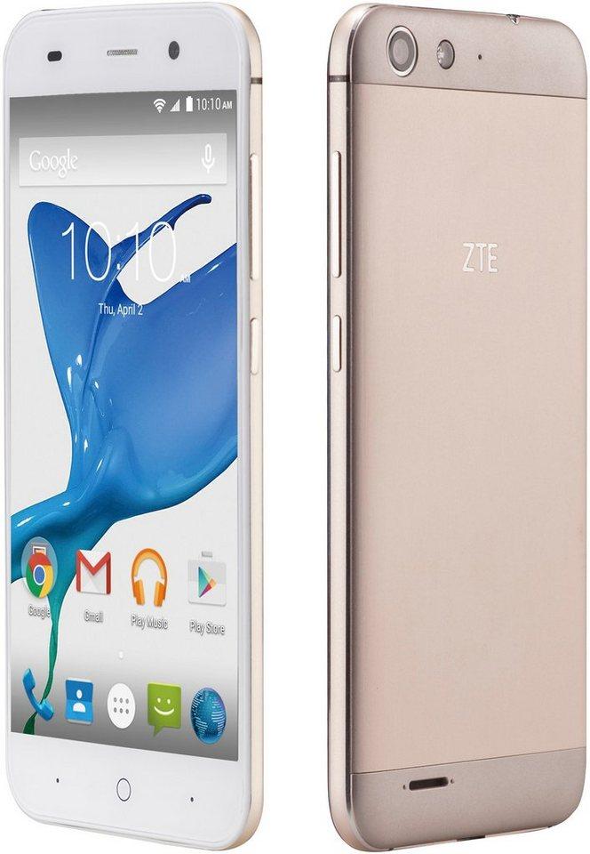 ZTE BLADE V6 Dual SIM Smartphone, 12,7 cm (5 Zoll) Display, LTE (4G), Android 5.0, 13,0 Megapixel - Preisvergleich