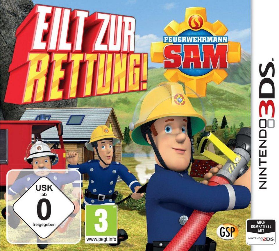 Koch Media Nintendo 3DS - Spiel »Feuerwehrmann Sam«