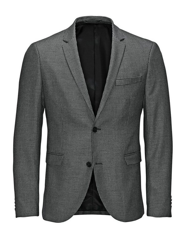Jack & Jones Eleganter Blazer in Dark Grey