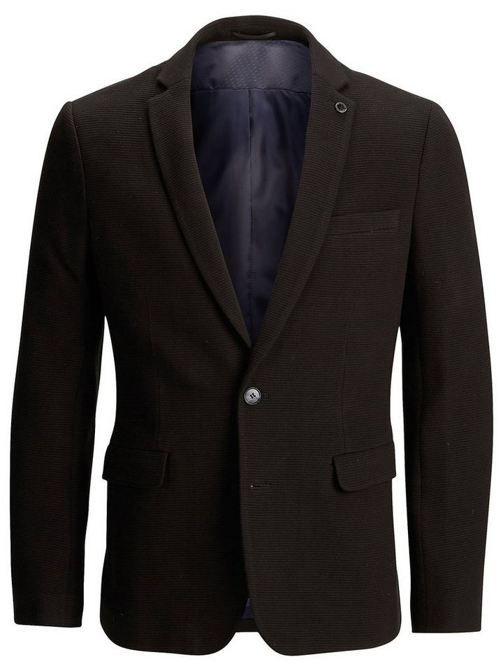 Selected Slim-Fit- Blazer in Black