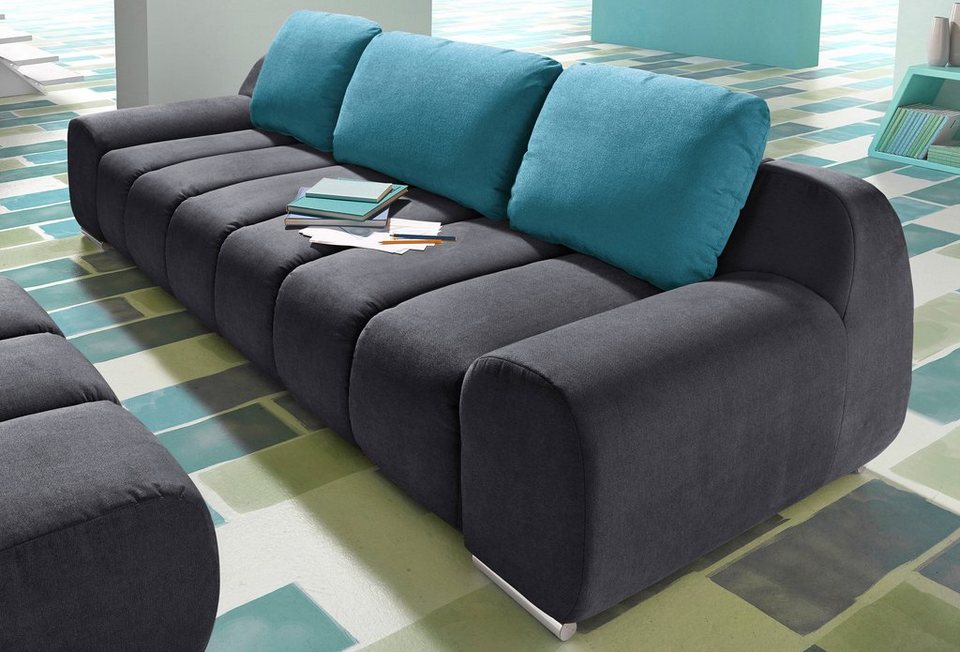 Affordable Awesome Ausfhrung Ohne With Big Sofa Anthrazit With Anthrazit  Couch