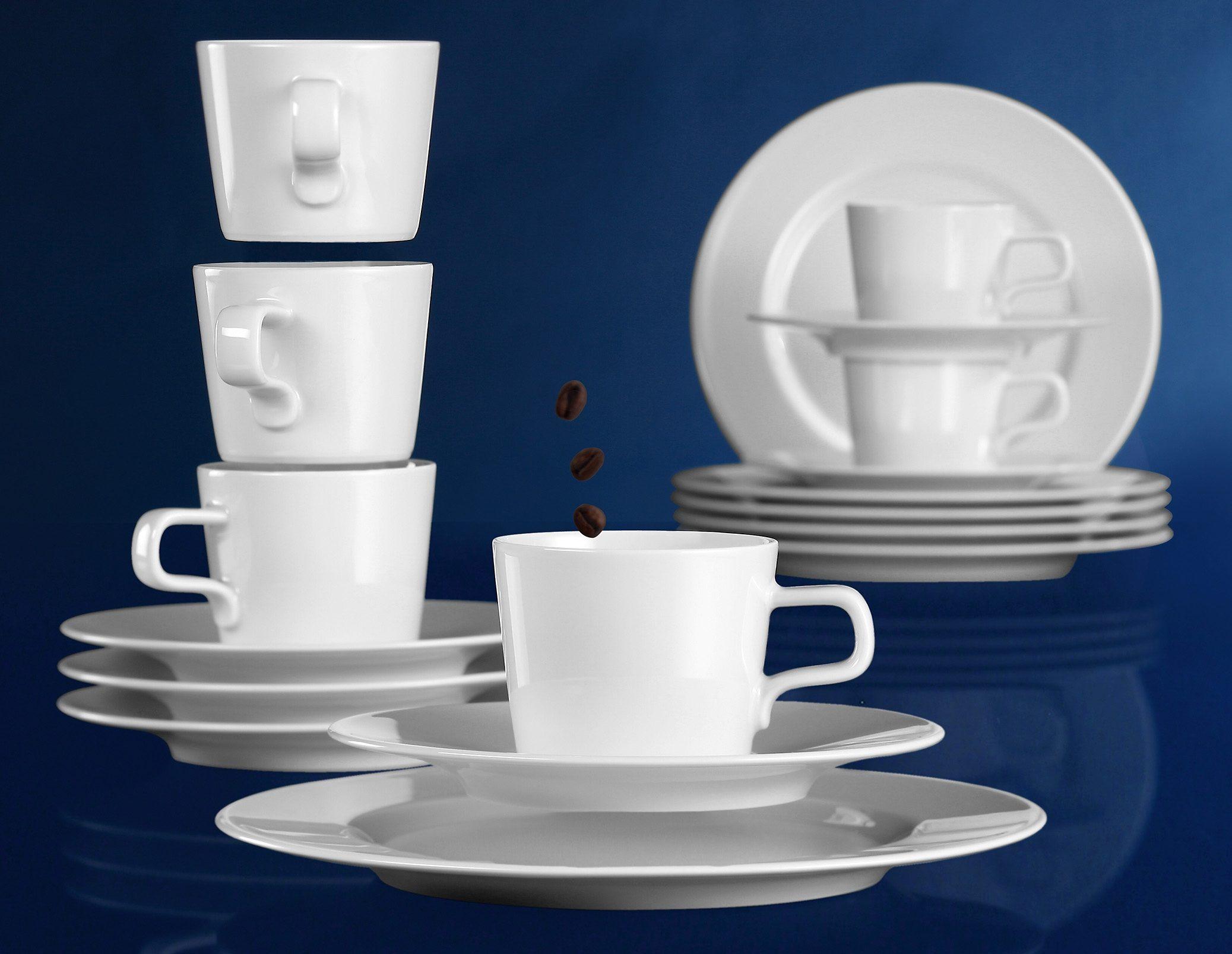 SELTMANN Weiden Kaffeeservice »No Limits«, 18-teilig