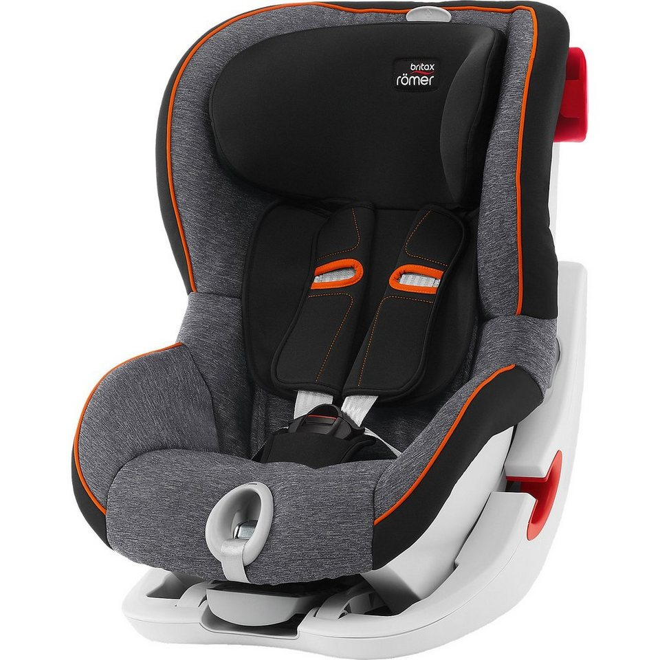 britax r mer auto kindersitz king ii ls black marble 2018 online kaufen otto. Black Bedroom Furniture Sets. Home Design Ideas