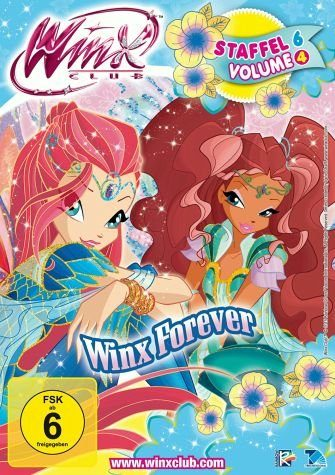 DVD »The Winx Club - 6. Staffel, Vol. 4«
