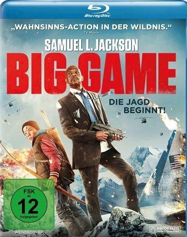 Blu-ray »Big Game - Die Jagd beginnt!«