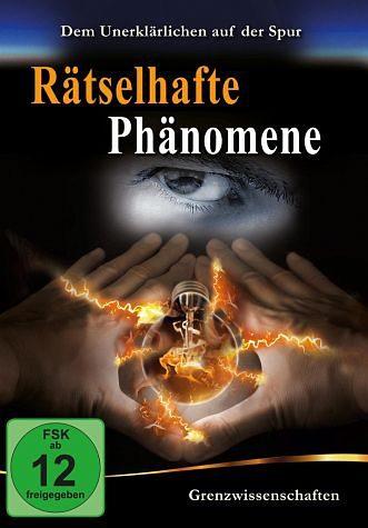DVD »Rätselhafte Phänomene - Dem Unerklärlichen auf...«