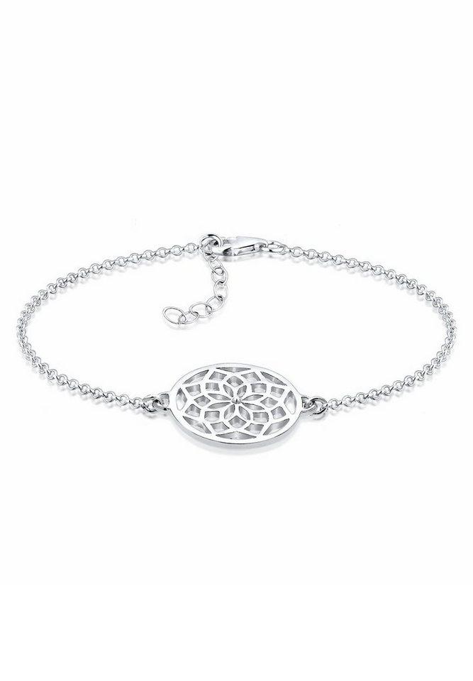 Elli Armband »Traumfänger Silber« in Silber