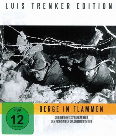 Blu-ray »Berge in Flammen«