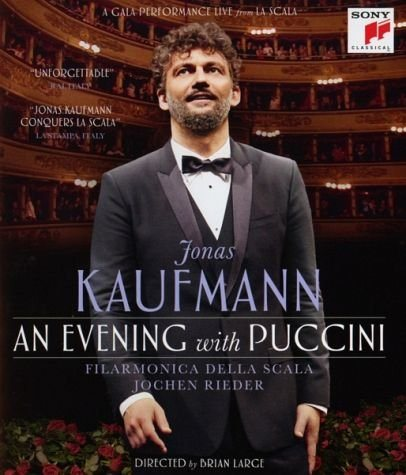 Blu-ray »An Evening With Puccini«
