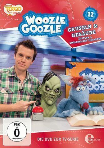 DVD »Woozle Goozle: Folge 12 - Gruseln & Gebäude«