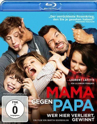 Blu-ray »Mama gegen Papa - Wer hier verliert, gewinnt«