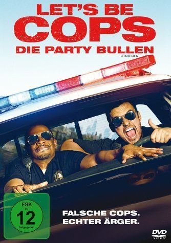 DVD »Let's Be Cops - Die Party Bullen«