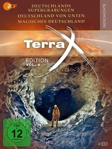 DVD »Terra X - Edition Vol. 4 (3 Discs)«