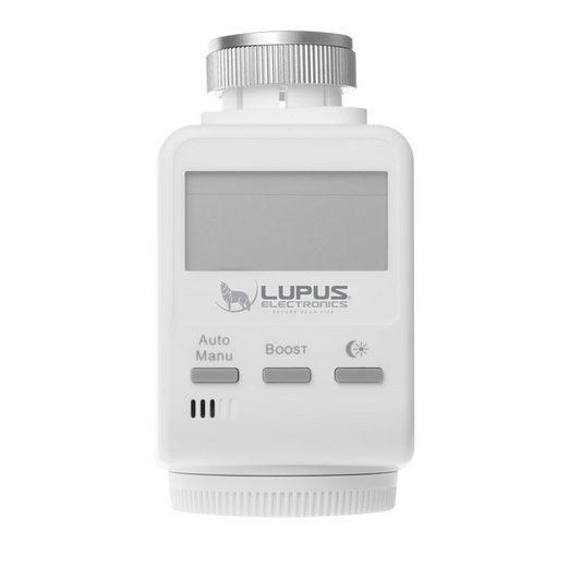 LUPUS Electronics Heizungssteuerung »Heizkörperthermostat«