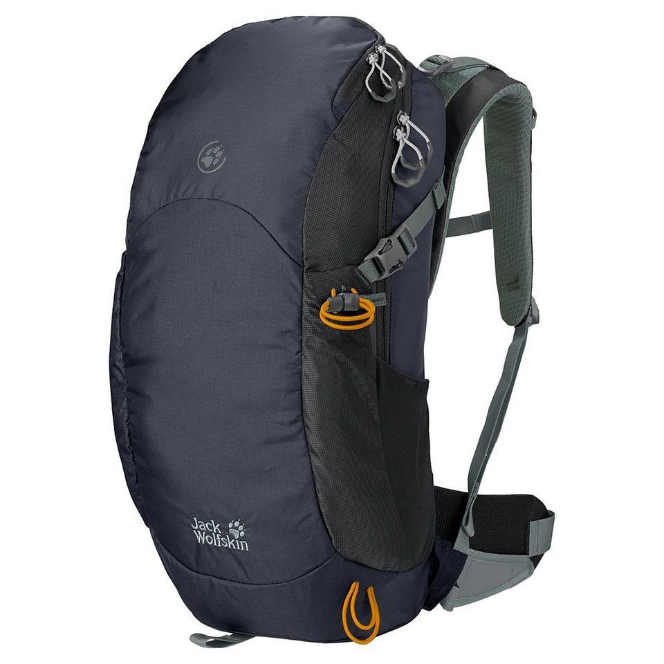 Jack Wolfskin Sport- und Freizeittasche »EDS Dynamic 28 Pack« in schwarz