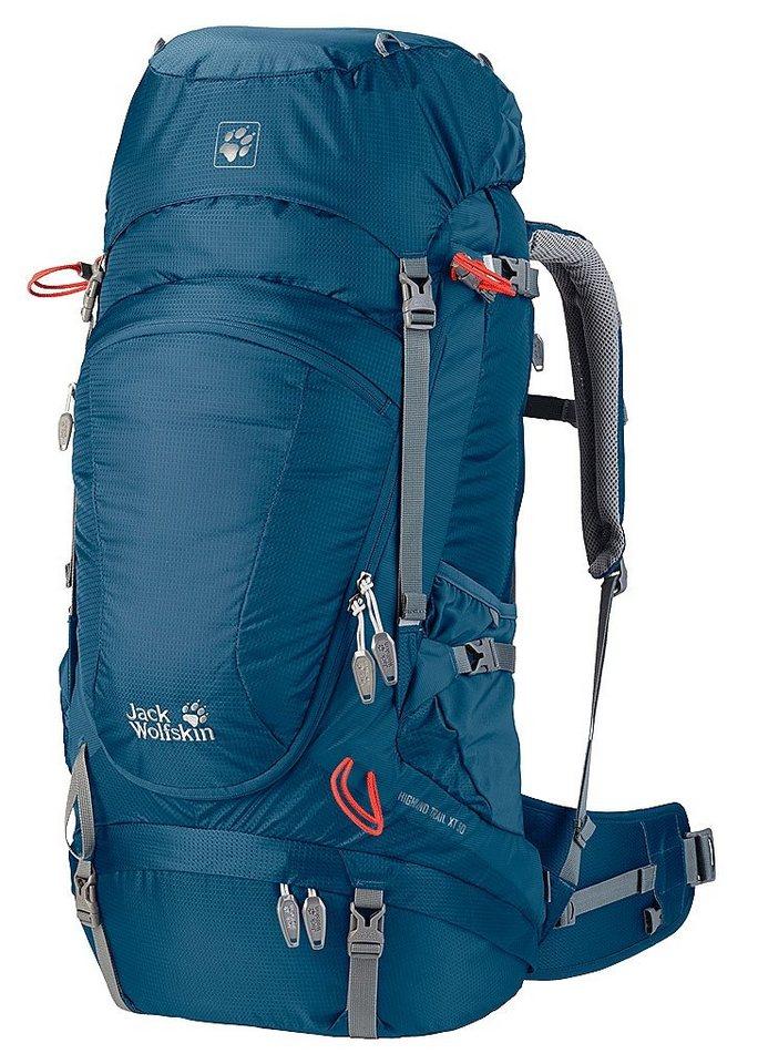 Jack Wolfskin Sport- und Freizeittasche »Highland Trail XT 50 Backpack« in petrol