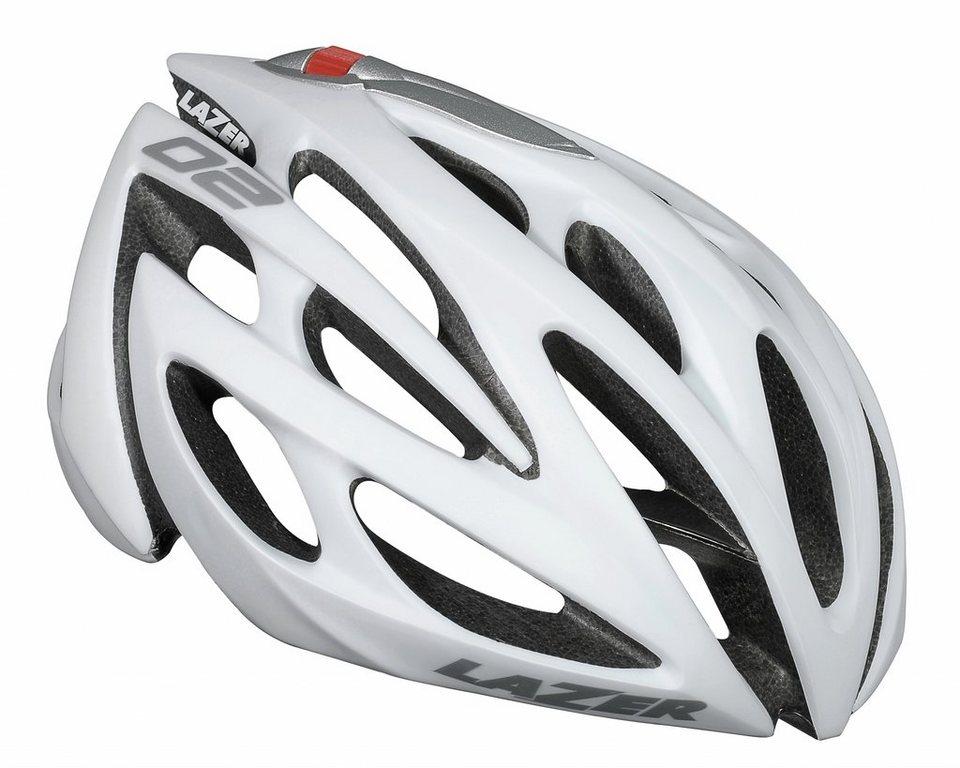 Lazer Fahrradhelm »O2 Helm« in weiß