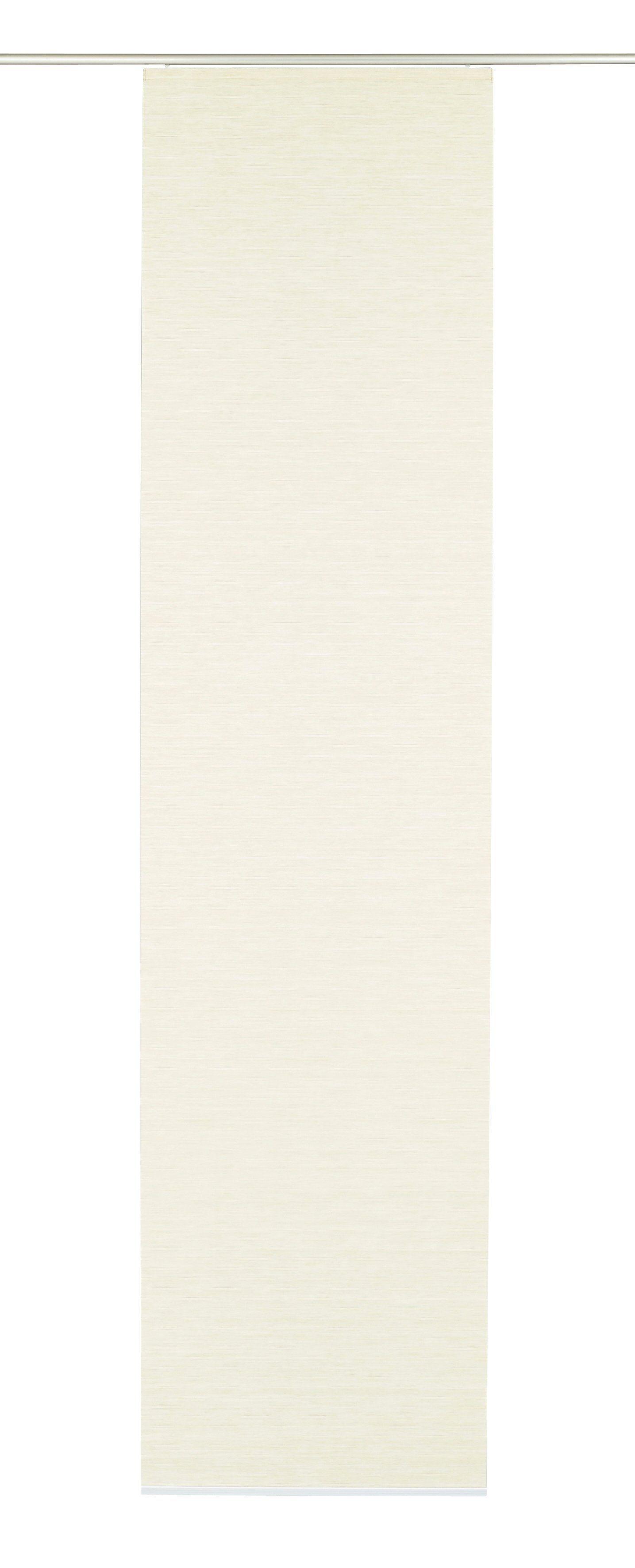 Hervorragend Schiebegardine, Gardinia, »Flächenvorhang Naturoptik«, mit  II91