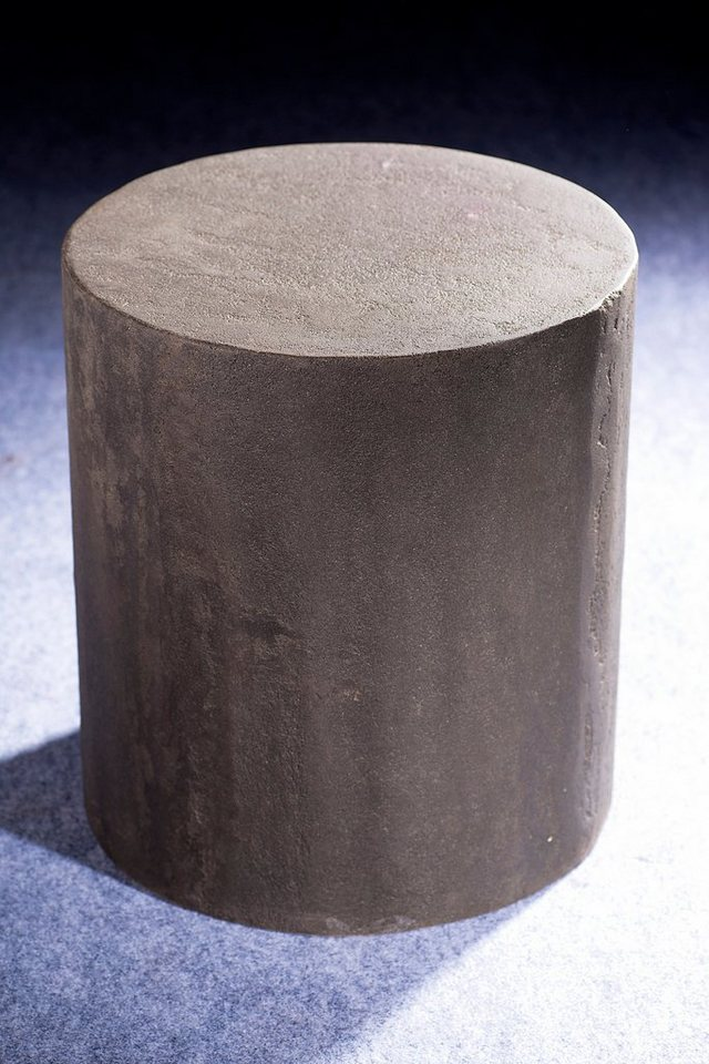 SIT Hocker »Cement«, 45 cm hoch in grau