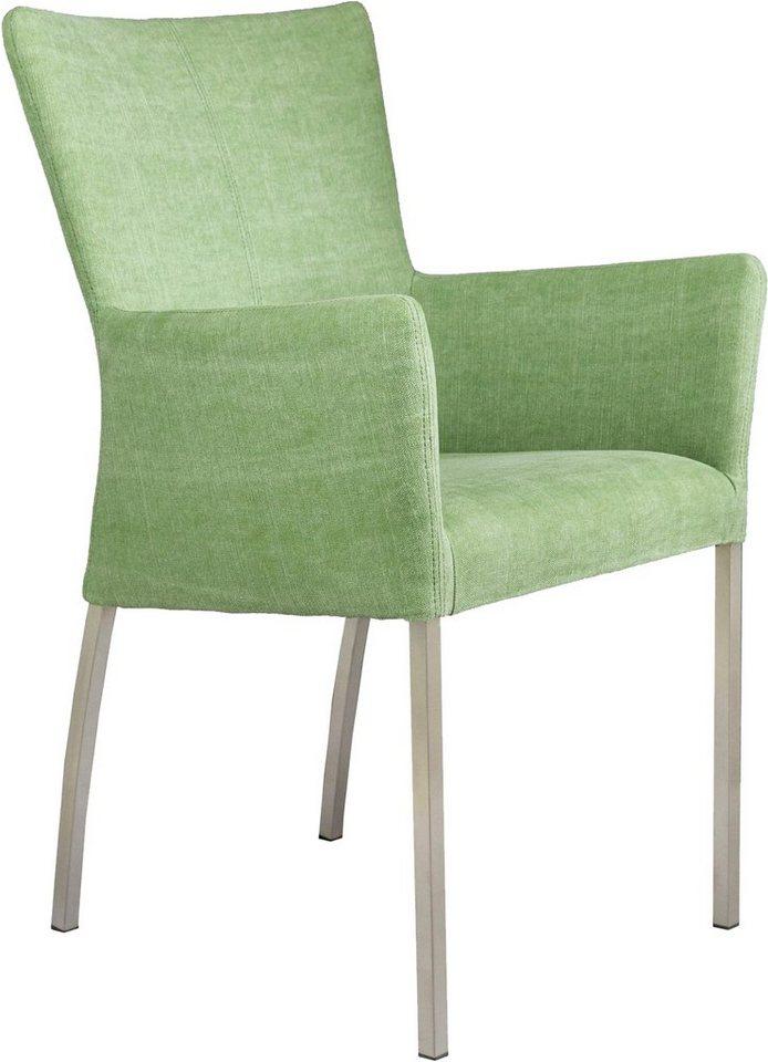 SIT Stuhl Roma Mit Armlehne Webstoff Aus Baumwolle