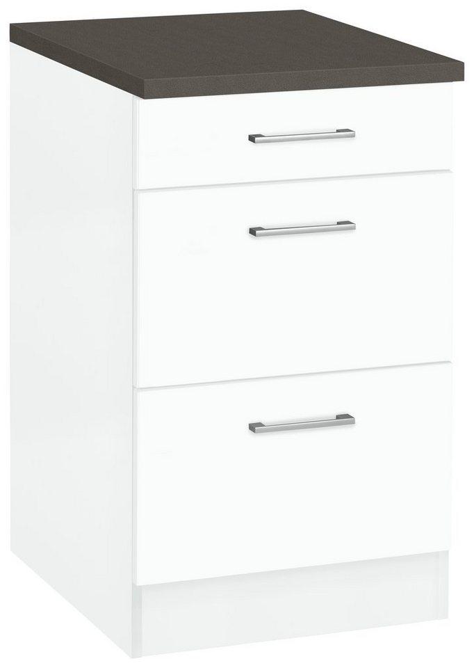 Held Möbel Unterschrank »Mira« in weiß