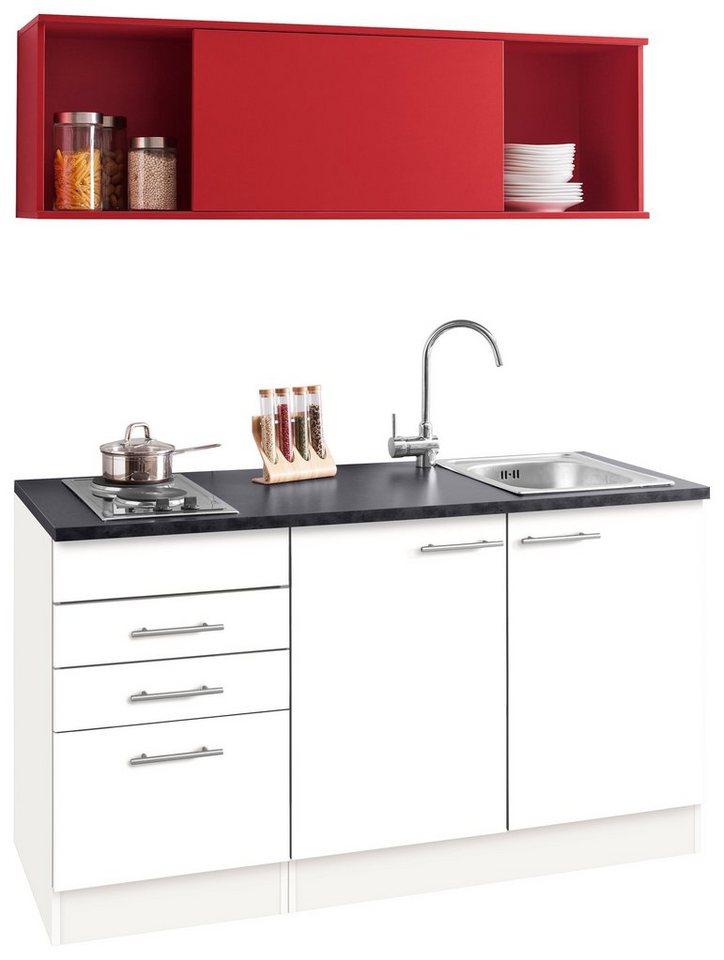 OPTIFIT Küchenzeile »Mini«, mit E-Geräten, Breite 10 cm online kaufen   OTTO