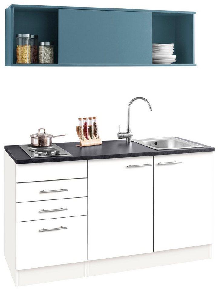 OPTIFIT Küchenzeile »Mini«, mit E-Geräten, Breite 150 cm online ...