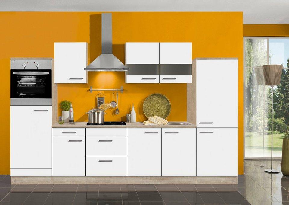 optifit k chenzeile ohne e ger te dakar breite 330 cm online kaufen otto. Black Bedroom Furniture Sets. Home Design Ideas