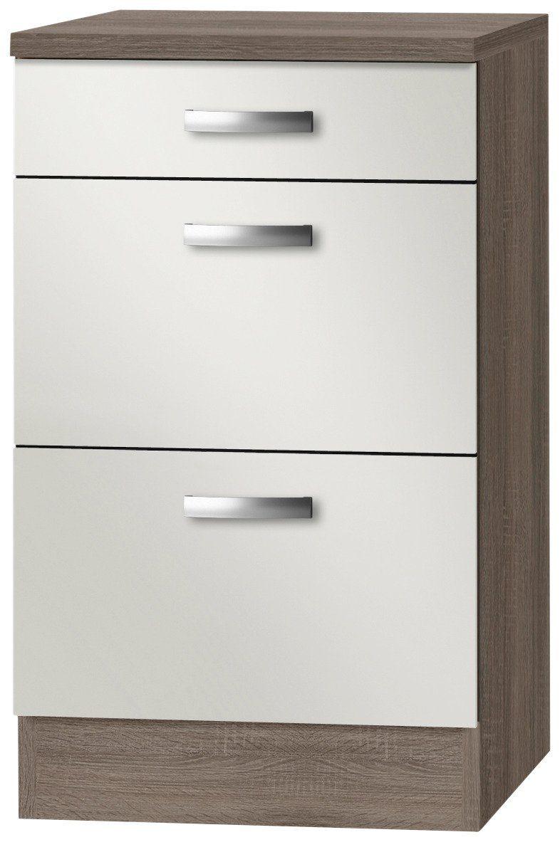OPTIFIT Küchenunterschrank »Rom, Breite 50 cm«