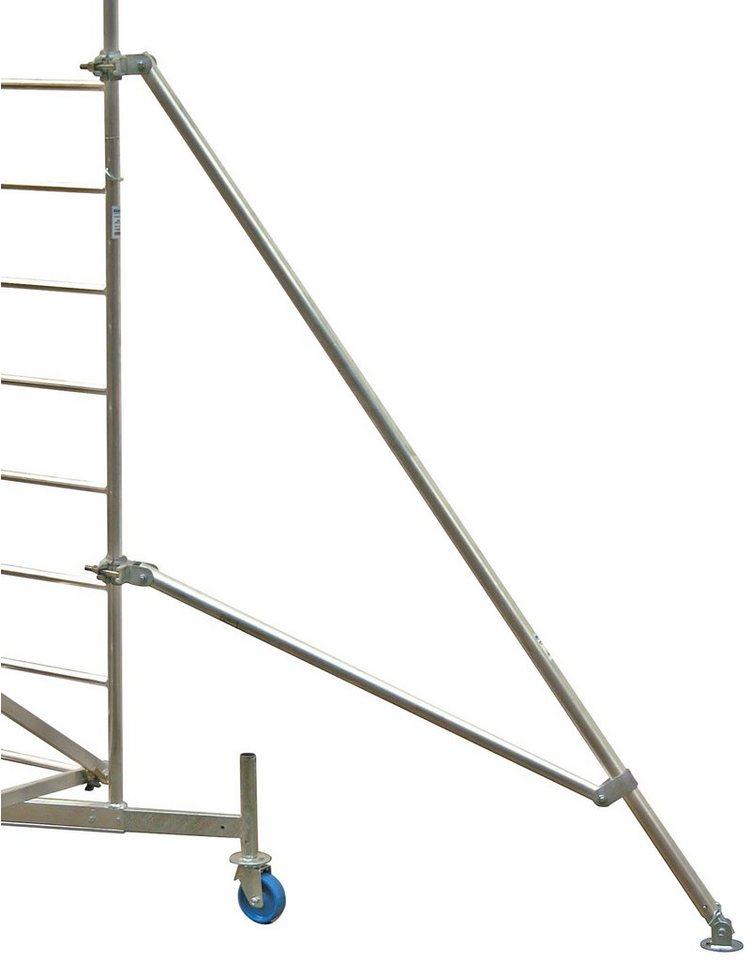 Krause Arbeitsgerüst-Ausleger »ClimTec Aluminium« in silberfarben