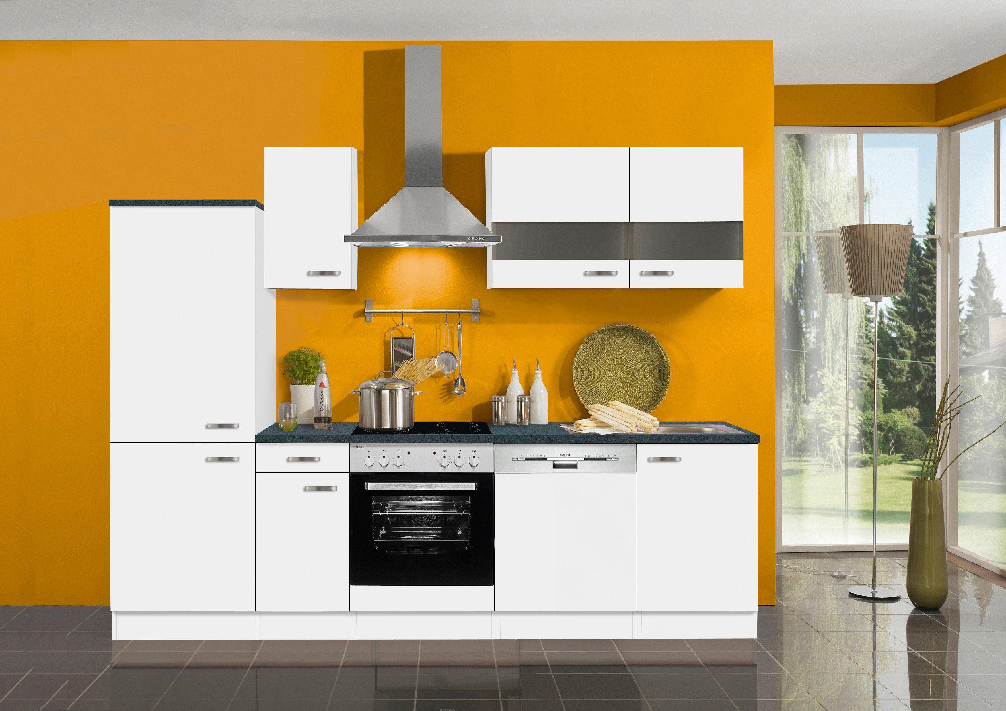 Optifit Küchenzeile ohne E-Geräte »Lagos«, Breite 270 cm