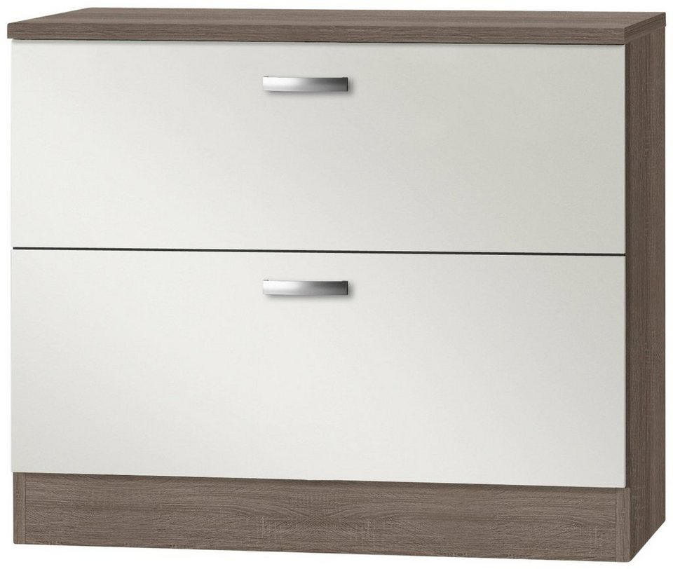 Küchenunterschrank »Rom«, Breite 100 cm in cremefarben