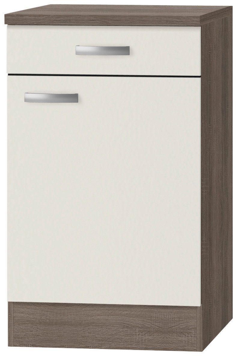 Küchenunterschrank »Rom«, Breite 50 cm
