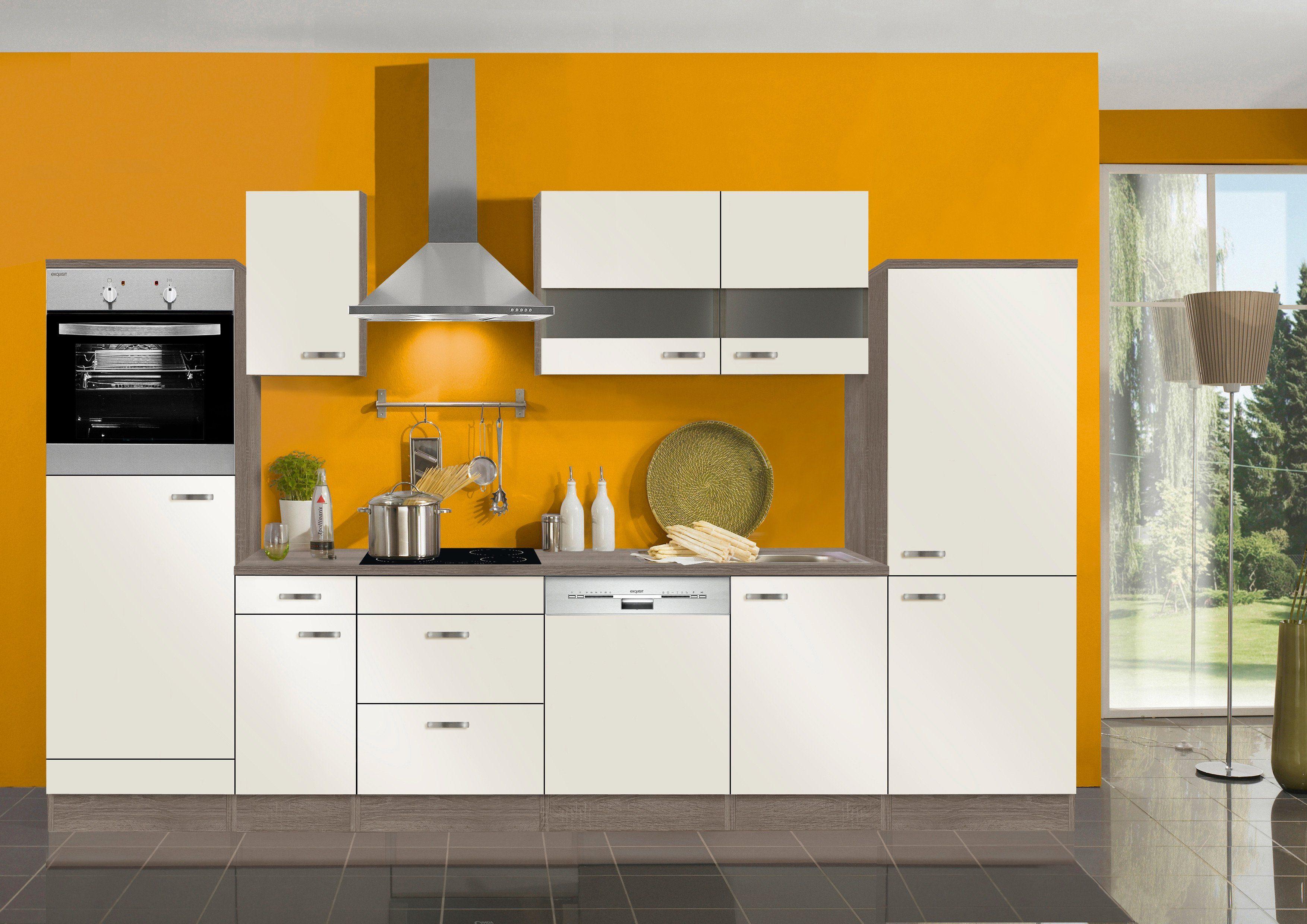 OPTIFIT Küchenzeile ohne E-Geräte »Rom, Breite 330 cm«