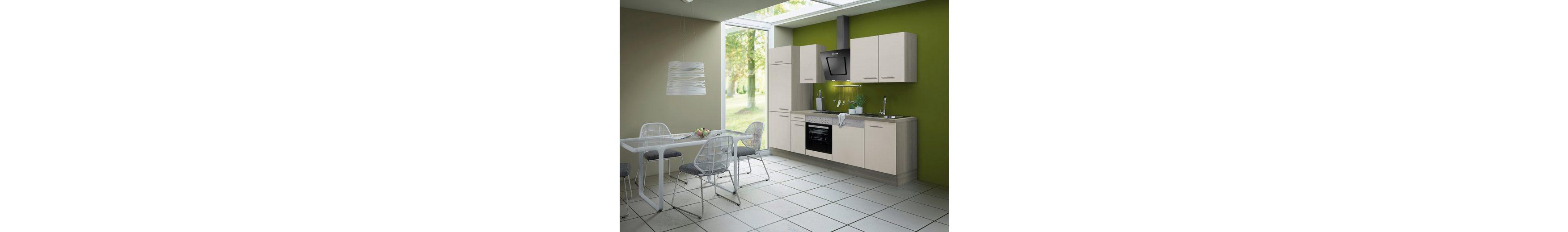 Küchenzeile ohne E-Geräte »Finn«, Breite 270 cm