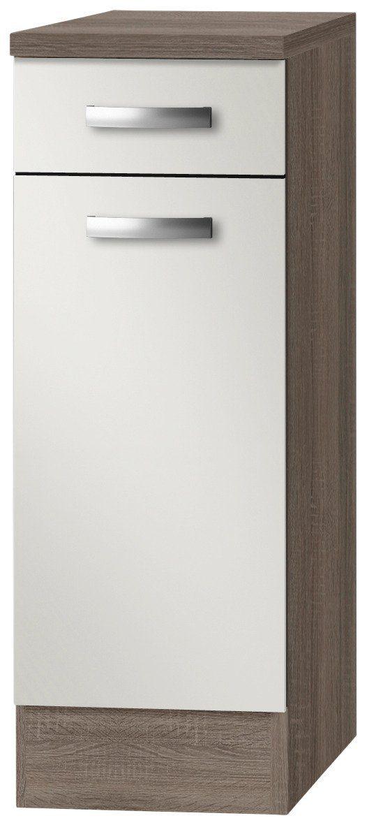 OPTIFIT Küchenunterschrank »Rom, Breite 30 cm«