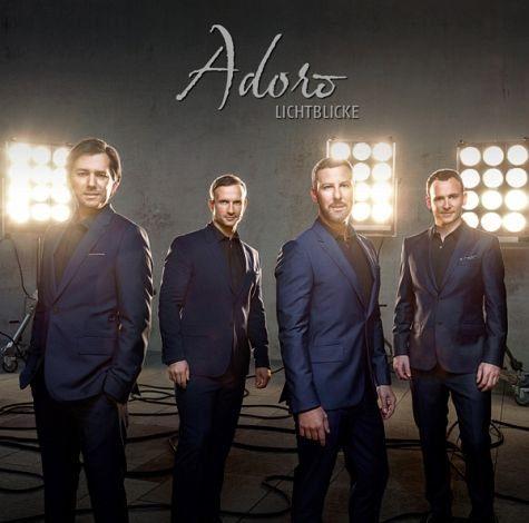 Audio CD »Adoro: Lichtblicke«