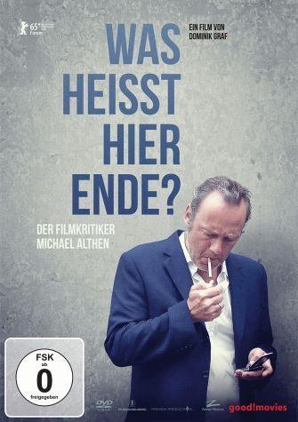 DVD »Was heißt hier Ende? Der Filmkritiker Michael...«