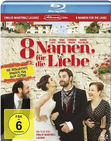 Blu-ray »8 Namen für die Liebe«
