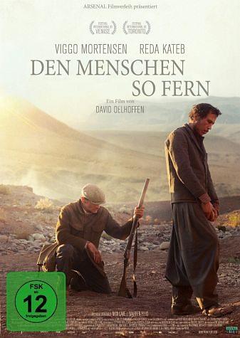 DVD »Den Menschen so fern (OmU)«