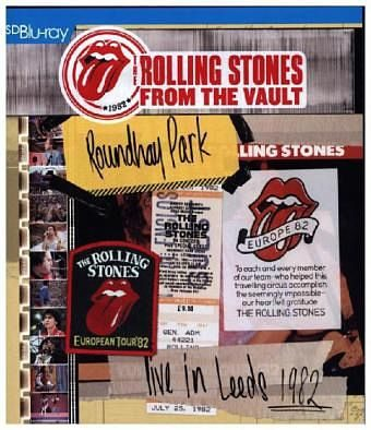 Blu-ray »From The Vault - Live In Leeds 1982«