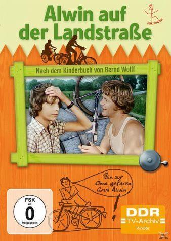 DVD »Alwin auf der Landstraße«