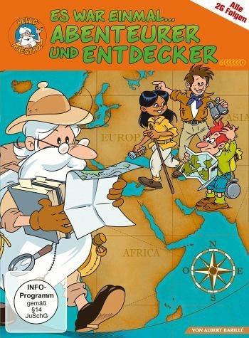 DVD »Es war einmal... Abenteurer & Entdecker - Alle...«