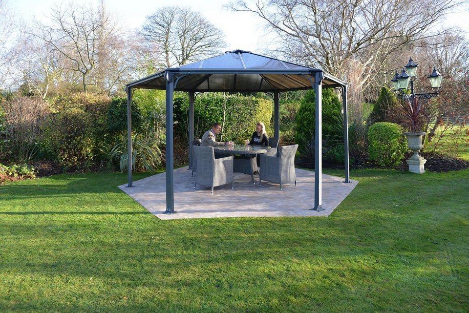 pavillon monaco bxt 450 x 390 cm online kaufen otto. Black Bedroom Furniture Sets. Home Design Ideas