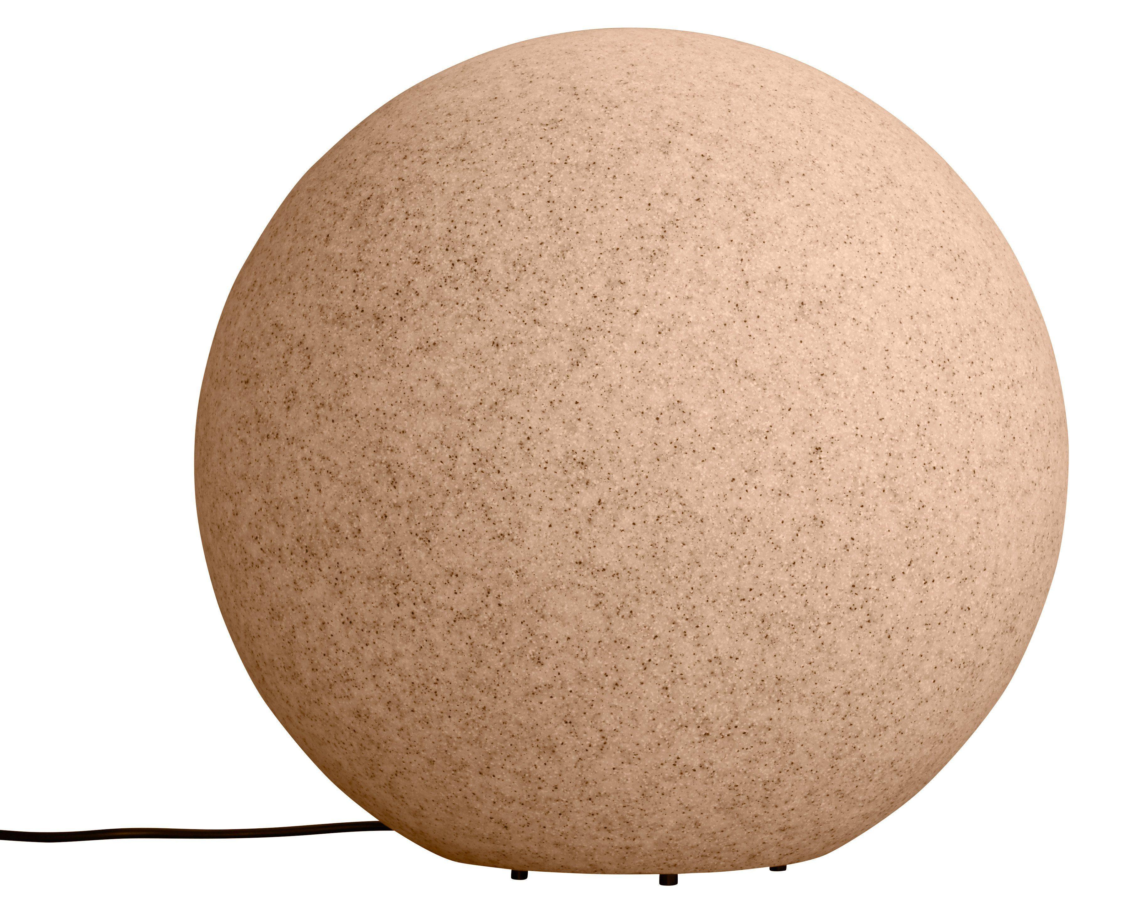 Leuchtkugel, sand 40cm