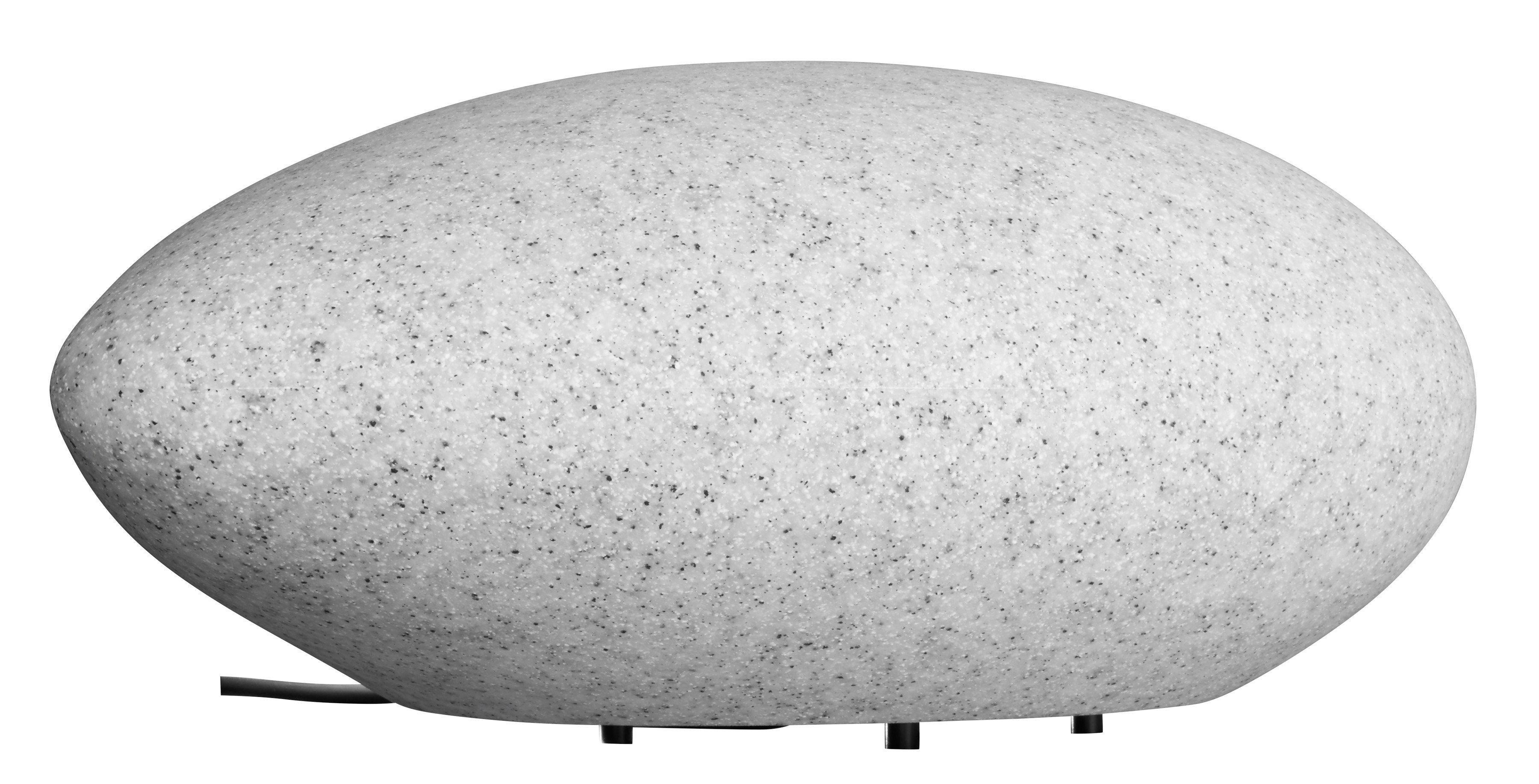 BETTERLIGHTING Leuchte »Steinleuchte«, Breite: 40 cm, granit