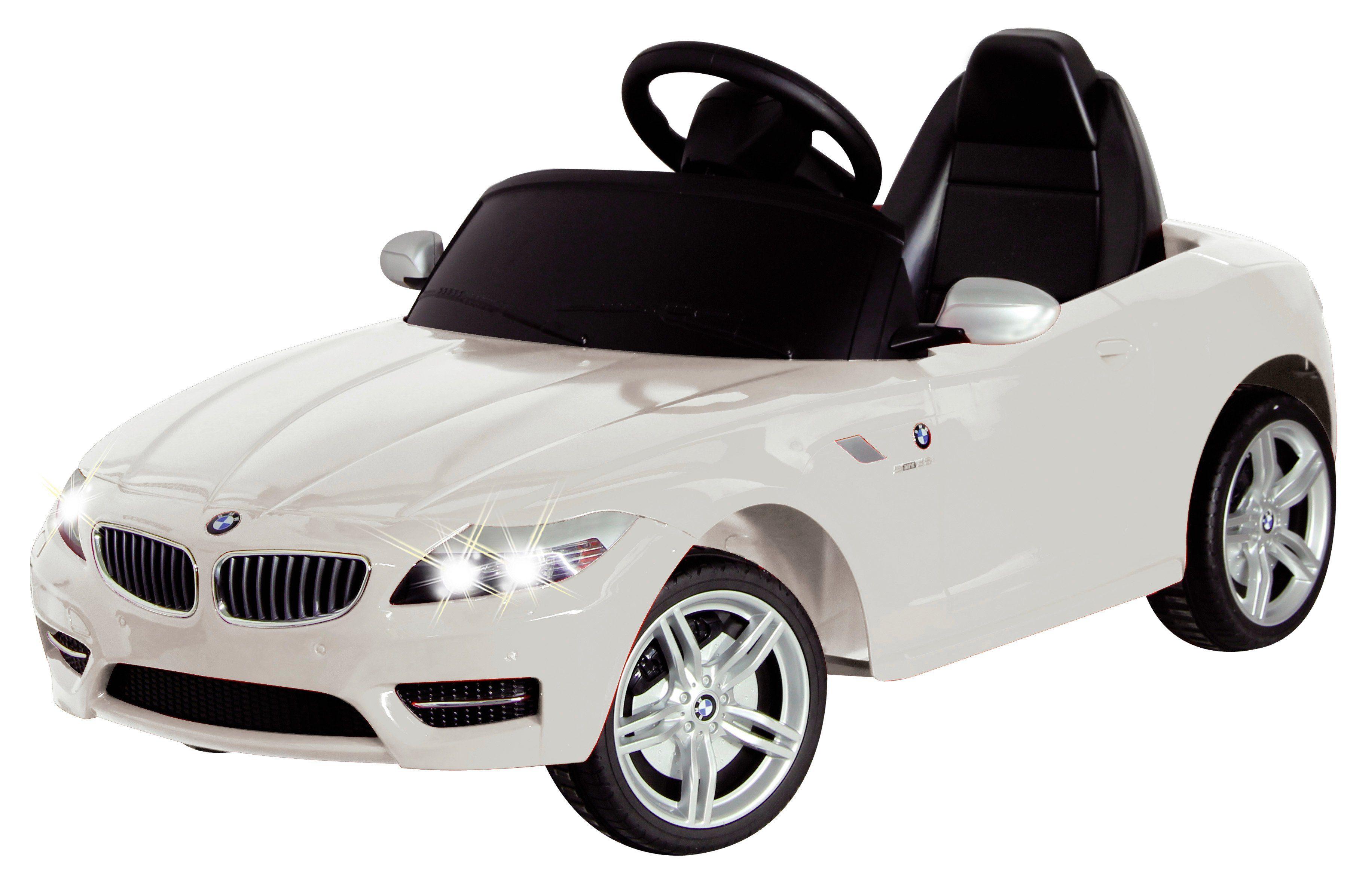 JAMARA KIDS Elektroauto »Ride-On BMW Z4«, weiß, mit MP3-Funktion, inkl. Fernsteuerung