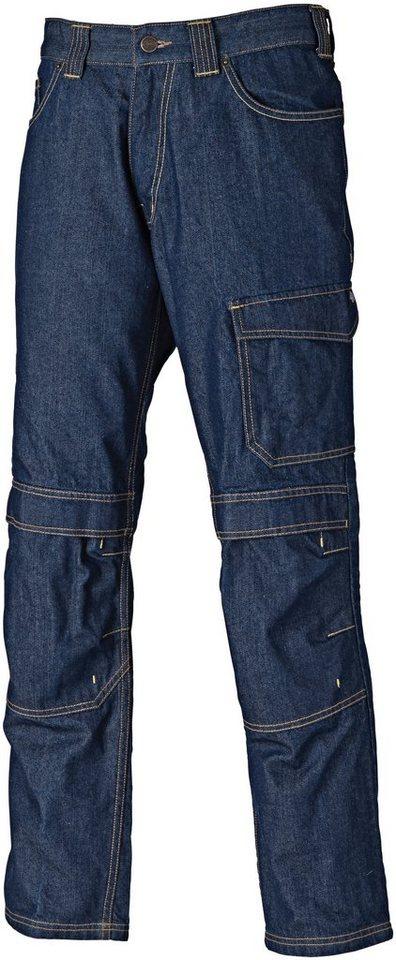 Dickies Arbeitshose in jeansblau