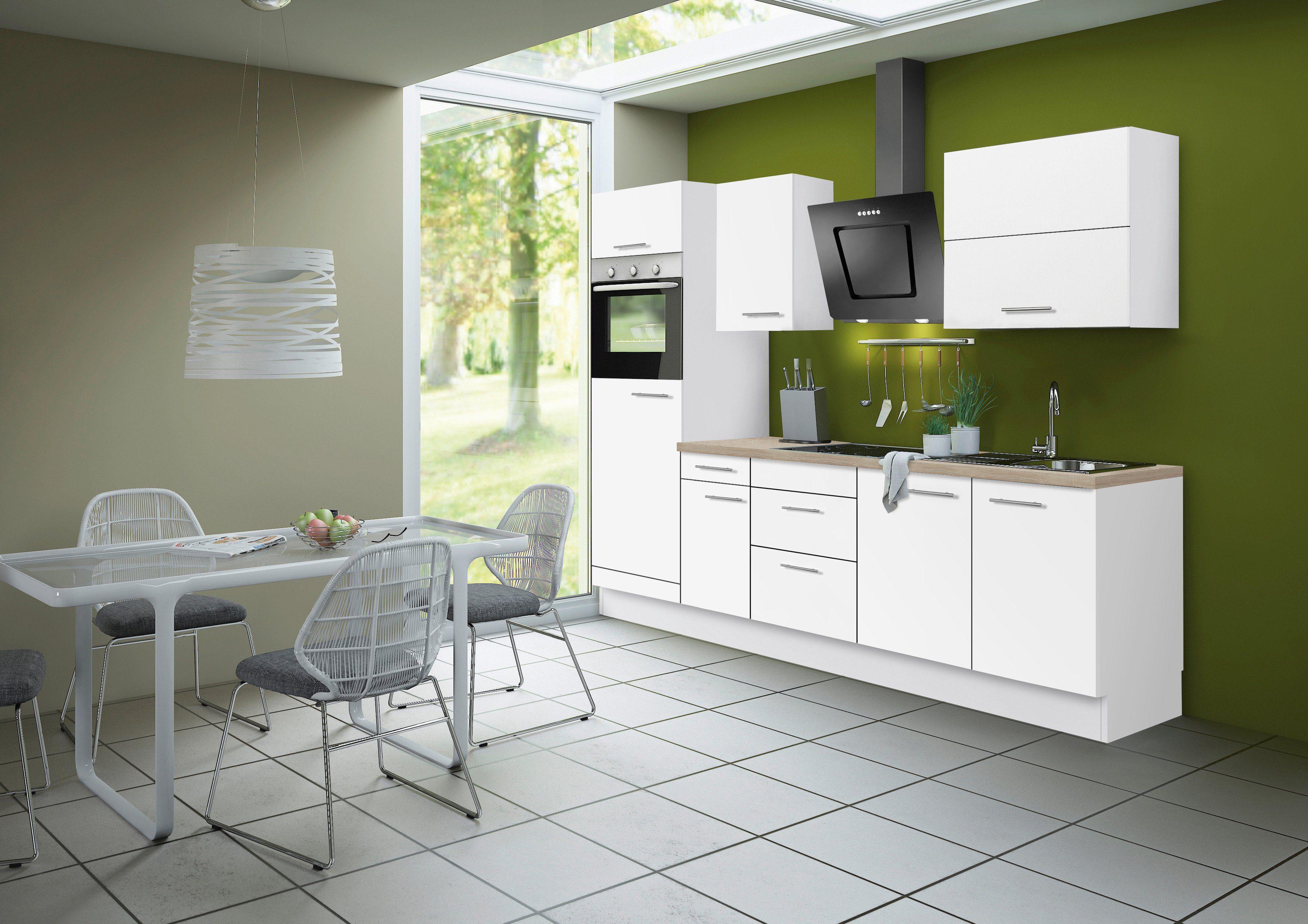 OPTIFIT Küchenzeile ohne E-Geräte »Michel, Breite 270 cm«