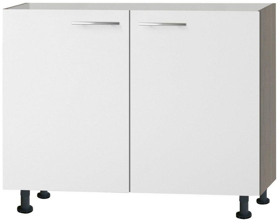 Spülenschrank »Torger«, Breite 100 cm in weiß